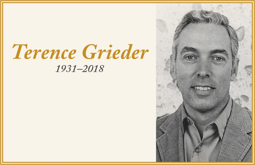 obituary image of terence grieder