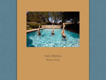 UT Austin BFA alumna Haley Austin is publishing this monograph book The Springs through Kris Graves Projects