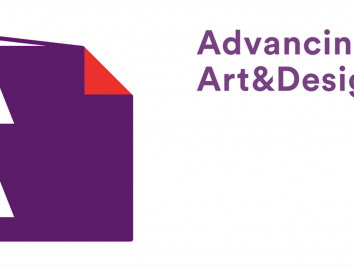 College Art Association logo to describe participation of University of Texas faculty and Phd Art History students