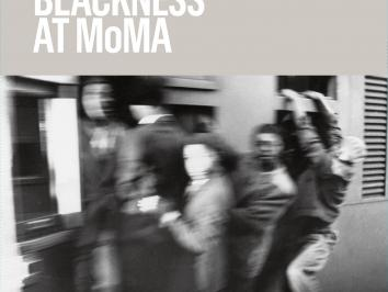 front matter and cover image for Among Others: Blackness at MoMA  publication reviewed by University of Texas at Austin alumni in Art History Martha Scott Burton