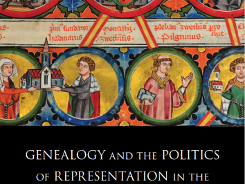 cover of the book Genealogy and the Politics of Representation in the High and Late Middle Ages