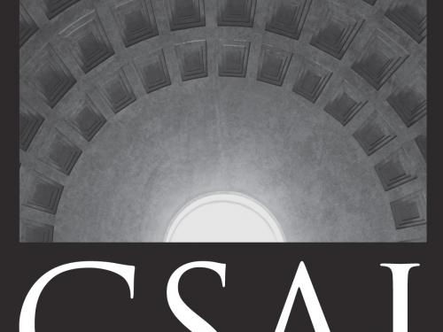 center for the study of ancient italy CSAI logo