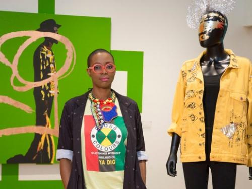 Austin artist Dawn Okoro to speak at the Department of Art and Art History for current students in Studio Art History and Education