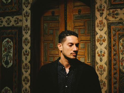 Omar Offendum rapper and poet who will perform at UT Austin damascus room