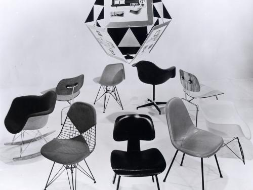 photo of chairs organized in a circle